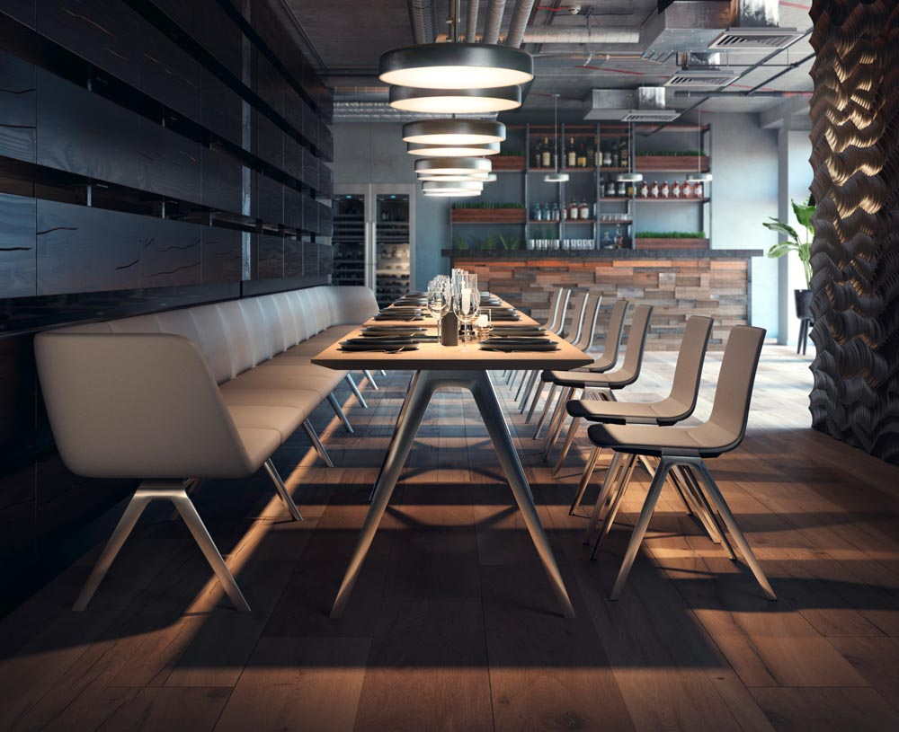 Restaurant Industrial