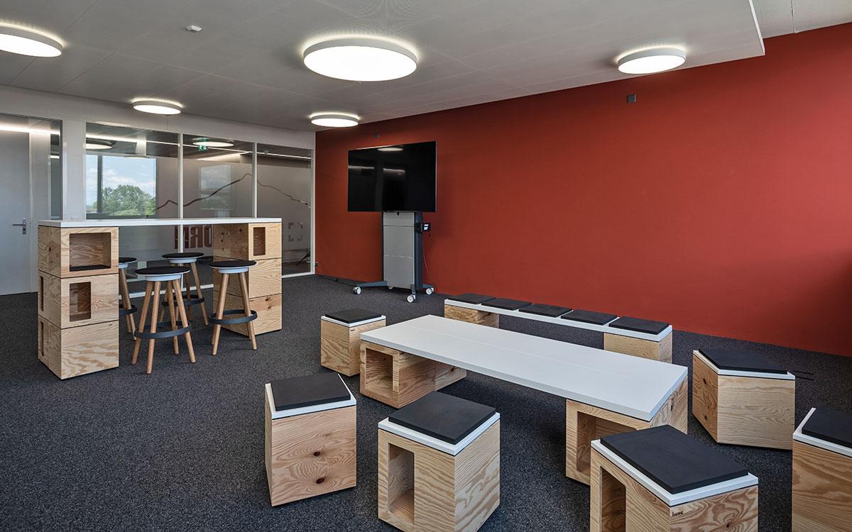 kreativer Workspace