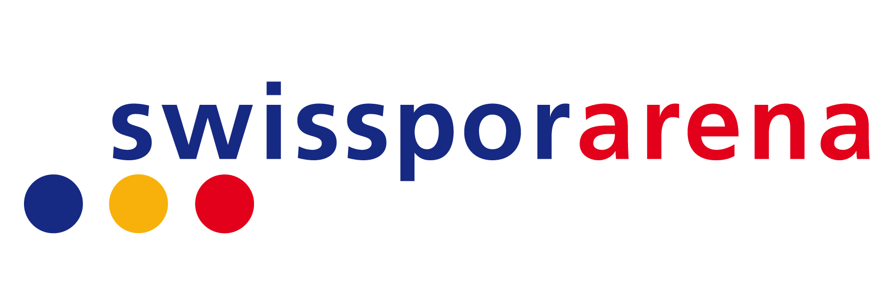 Logo Swisspor arena
